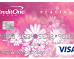 Credit One Unsecured Platinum Visa Card Review