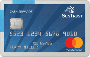 Suntrust credit card sign in