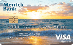 merrick bank secured visa