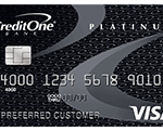Credit One Visa with 1% Cash Back Review