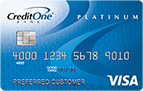 credit one credit cards
